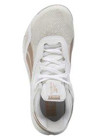 Reebok - REEBOK NANO X SHOES - Sneaker low - white - 5