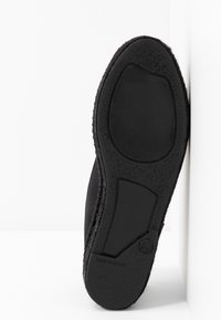 Versace Jeans Couture - LINEA FONDO - Espadrilky - nero - 6