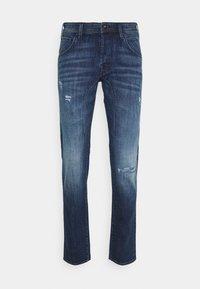 JIGLENN JJSCALE - Slim fit jeans - blue denim