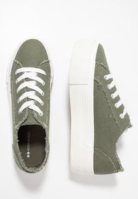 Even&Odd - Trainers - khaki - 3