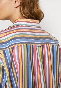 GANT - STRIPE - Button-down blouse - warm sun - 4