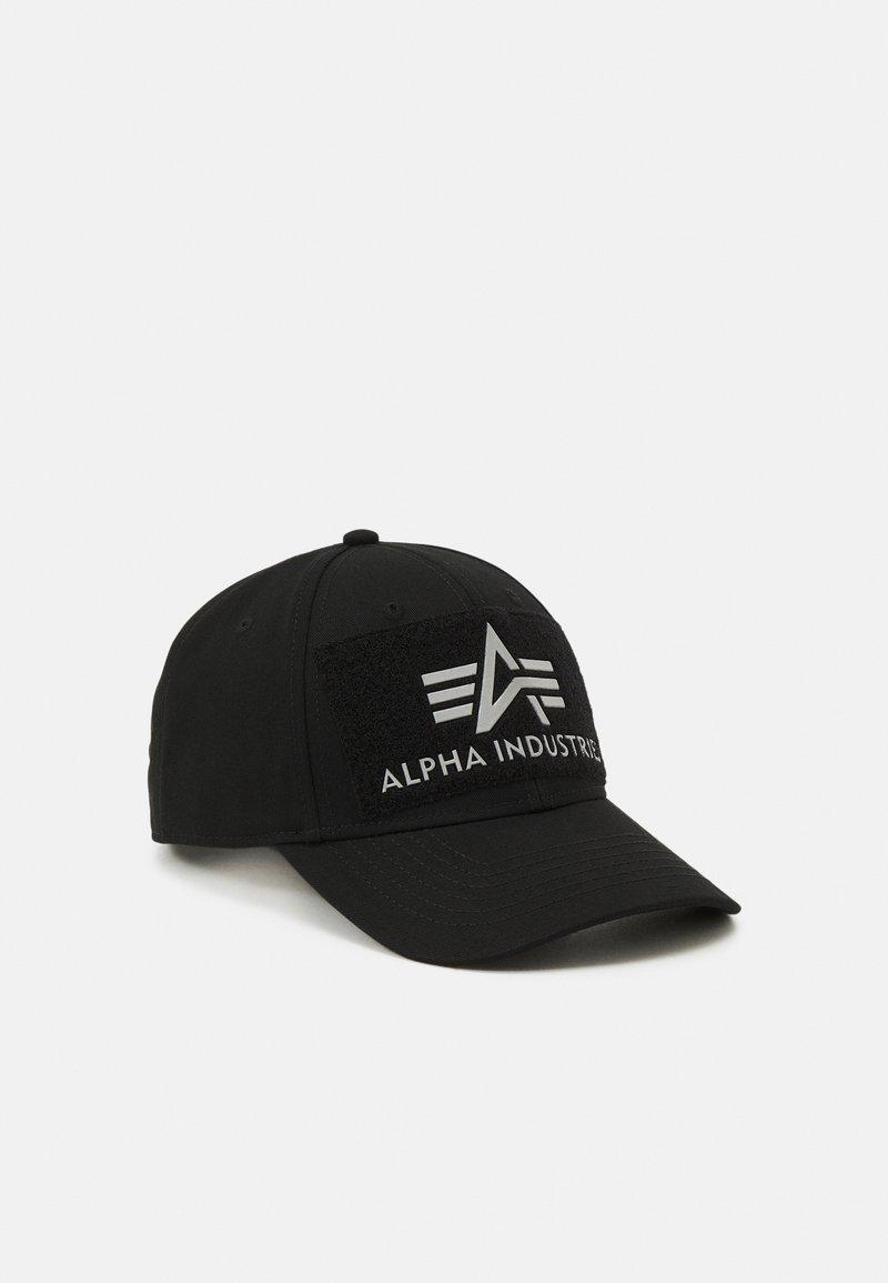 Alpha Industries - REFLECTIVE PRINT UNISEX - Cap - silver