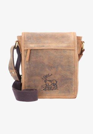 VINTAGE ORIGINAL - Across body bag - brown