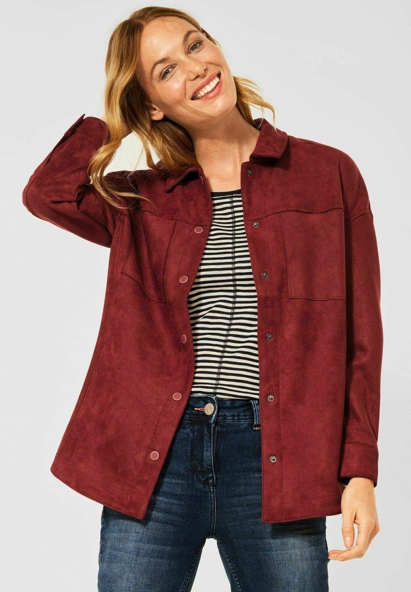 Cecil - Summer jacket - braun