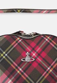 Vivienne Westwood - DERBY HEART CROSSBODY BAG - Across body bag - multi-coloured - 5