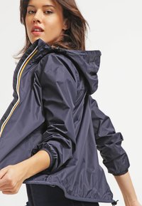 K-Way - LE VRAI CLAUDETTE - Veste imperméable - dark blue