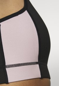 New Look - COLOUR BLOCK BRA TOP - Top - mid pink - 4