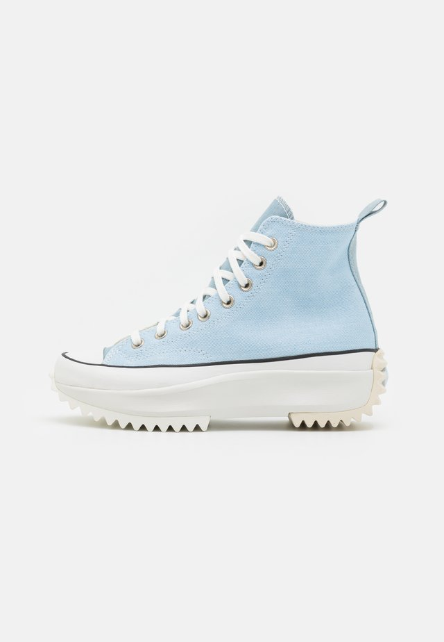 RUN STAR HIKE - Baskets montantes - blue