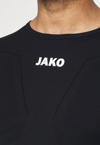 JAKO - LONGSLEEVE COMFORT - Long sleeved top - black - 5