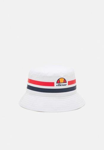 LANORI BUCKET HAT UNISEX - Hat - white