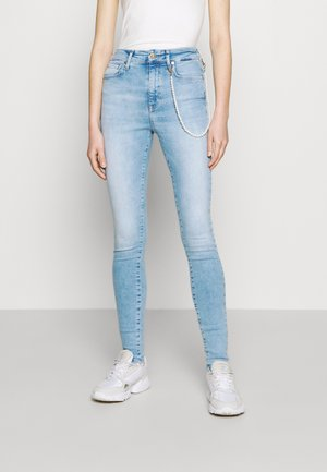 ONLBECKS LIFE - Jeans Skinny Fit - light blue denim