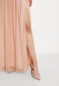 Lace & Beads - MAJA MAXI - Iltapuku - light pink - 4