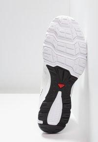 Salomon - AMPHIB BOLD - Hiking shoes - white/black - 4
