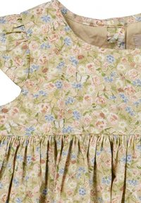 Wheat - Day dress - bees and flowers - 2