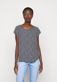 ONLY Tall - ONLVIC - Print T-shirt - black - 0