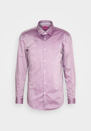 KASON - Formal shirt - dark red