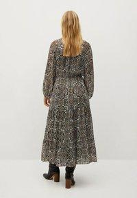 Violeta by Mango - BENGALA - Maxi dress - gris - 2