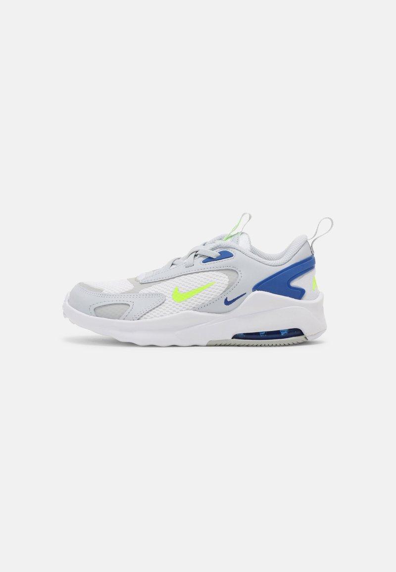 Nike Sportswear - AIR MAX BOLT UNISEX - Sneakers laag - pure platinum/grey fog/game royal/volt
