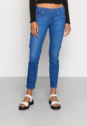 SOPHIE  - Skinny džíny - denim medium