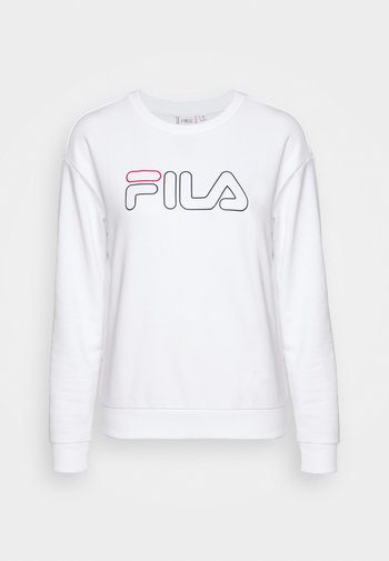 LARA CREW - Felpa - bright white