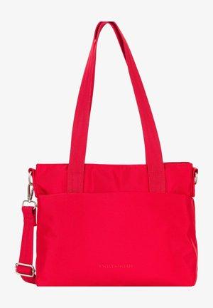 PINA - Tote bag - red