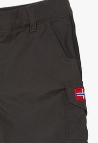 TrollKids - Outdoor shorts - anthracite - 3
