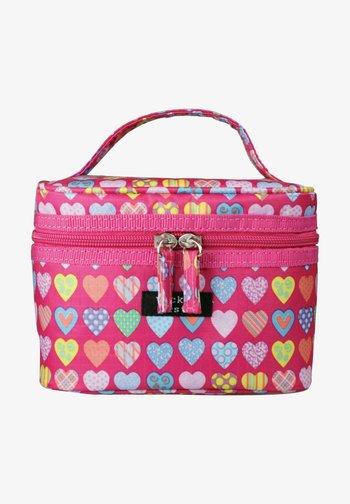 Wash bag - pink
