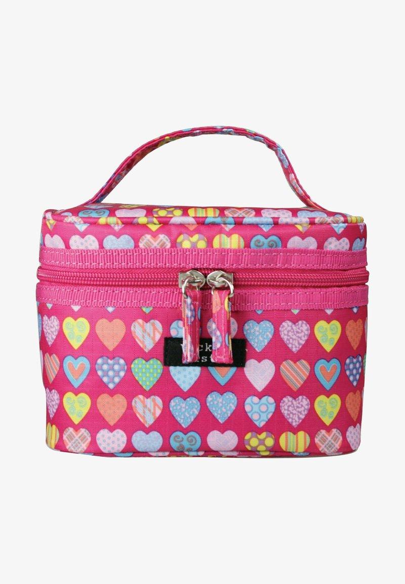 Wicked Sista - Wash bag - pink