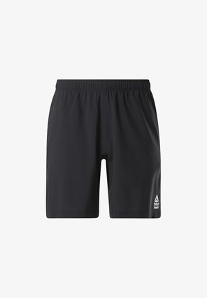 Reebok Austin II Solid Shorts - Korte sportsbukser - Black