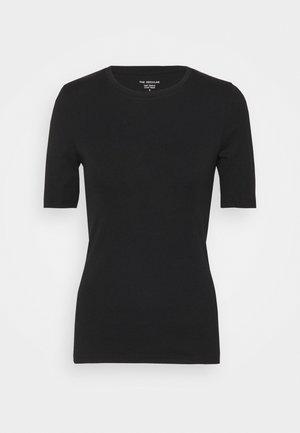 CREW TEE - T-shirts - black