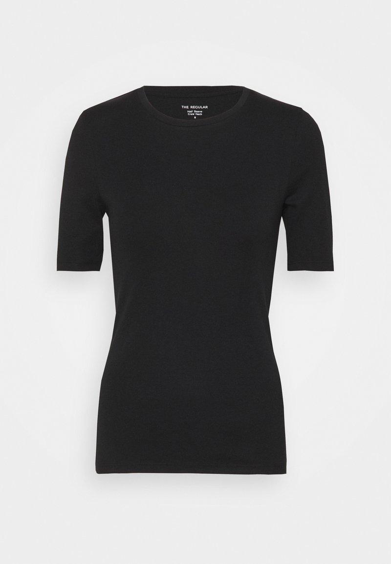 Marks & Spencer London - CREW TEE - T-shirt basic - black