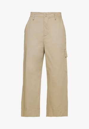 JANGY - Kalhoty - khaki