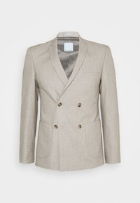 Viggo - KAARE DOUBLE BREASTED SUIT - Completo - tan