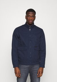 Lee - HARRINGTON JACKET - Summer jacket - navy - 0