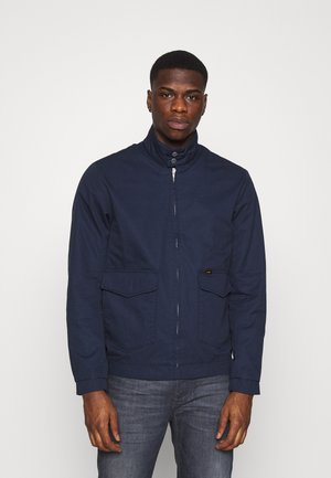 HARRINGTON JACKET - Lehká bunda - navy
