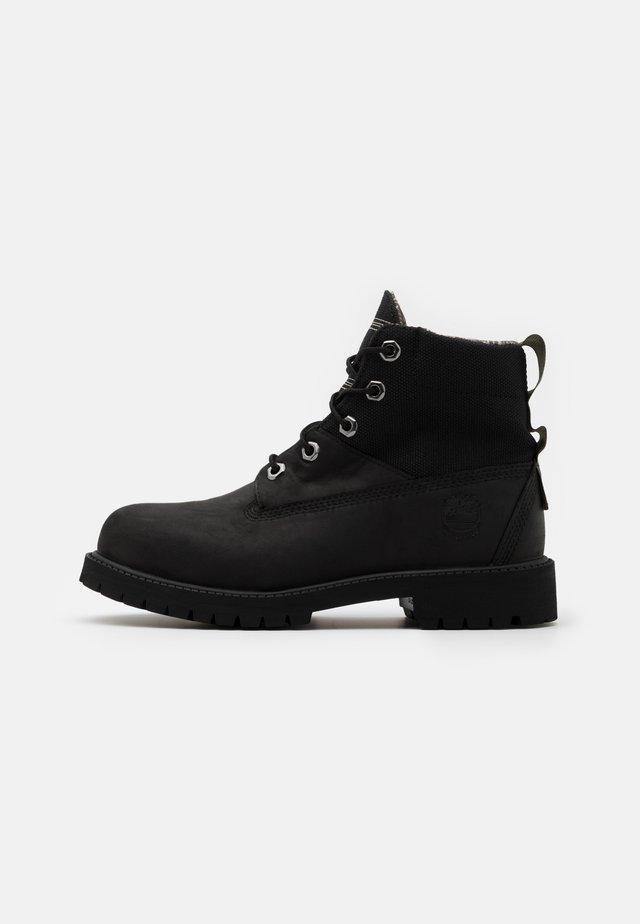 TIMBERLAND UNISEX - Bottines à lacets - black