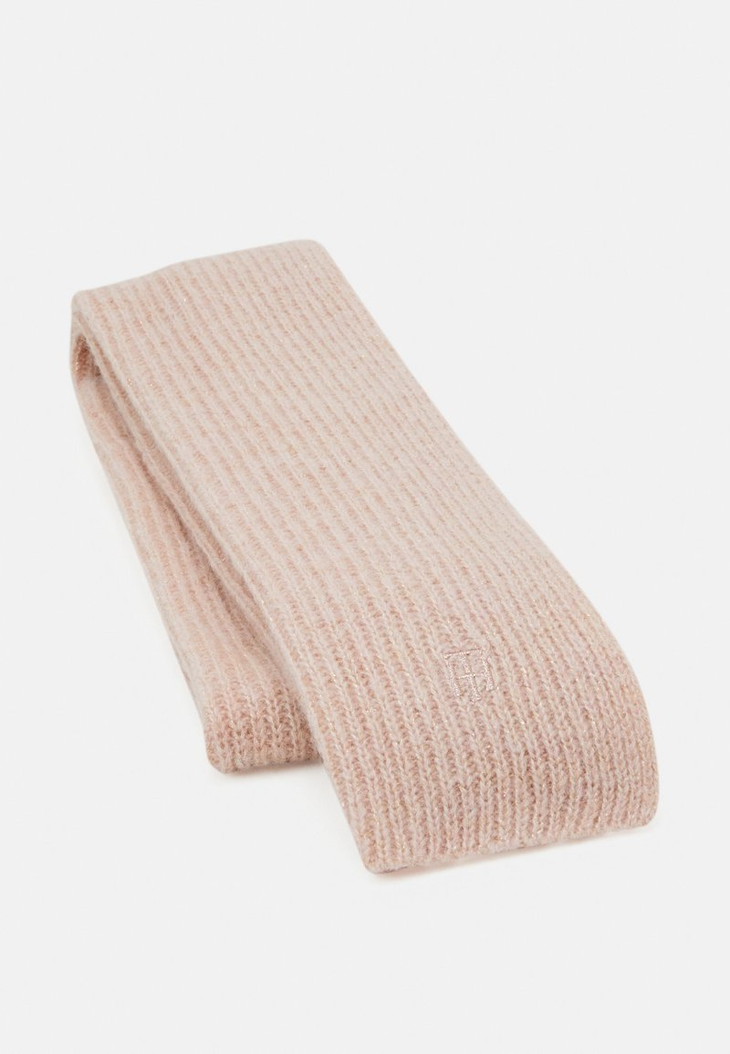 Tommy Hilfiger - EFFORTLESS SCARF - Scarf - pink