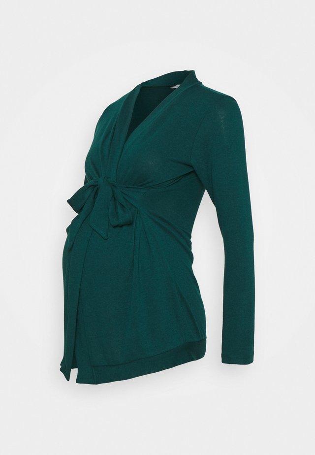 MILONGA  - Cardigan - dark green