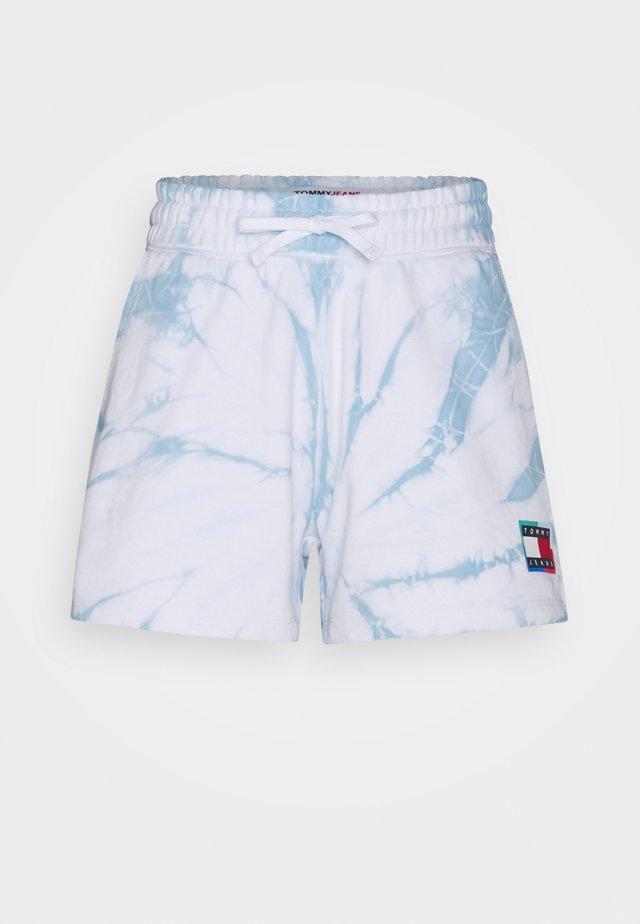TIE DYE  - Shorts - blue