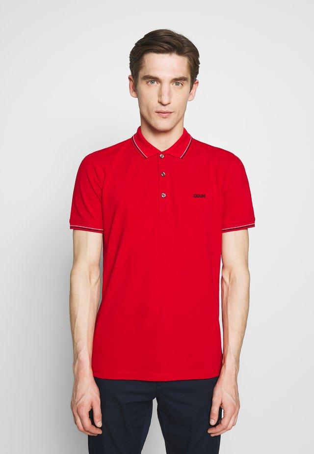 DINOSO - Polo - red
