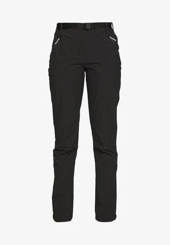 XERT - Pantalons outdoor - black