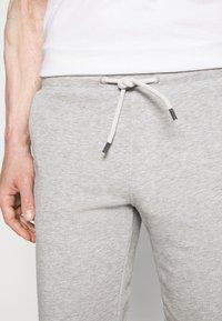 s.Oliver - Tracksuit bottoms - grey - 5