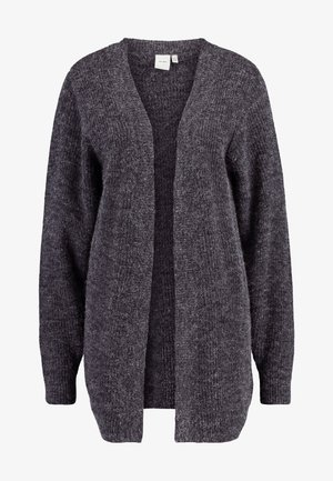 NOVO - Cardigan - dark grey melange