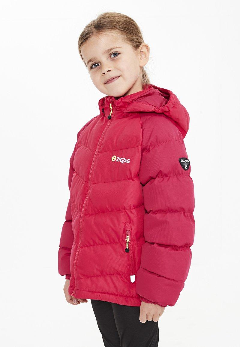 ZIGZAG - Winter jacket - 4050 sparkling cosmo