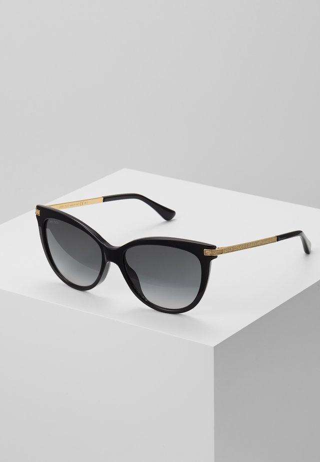 AXELLE - Sluneční brýle - black
