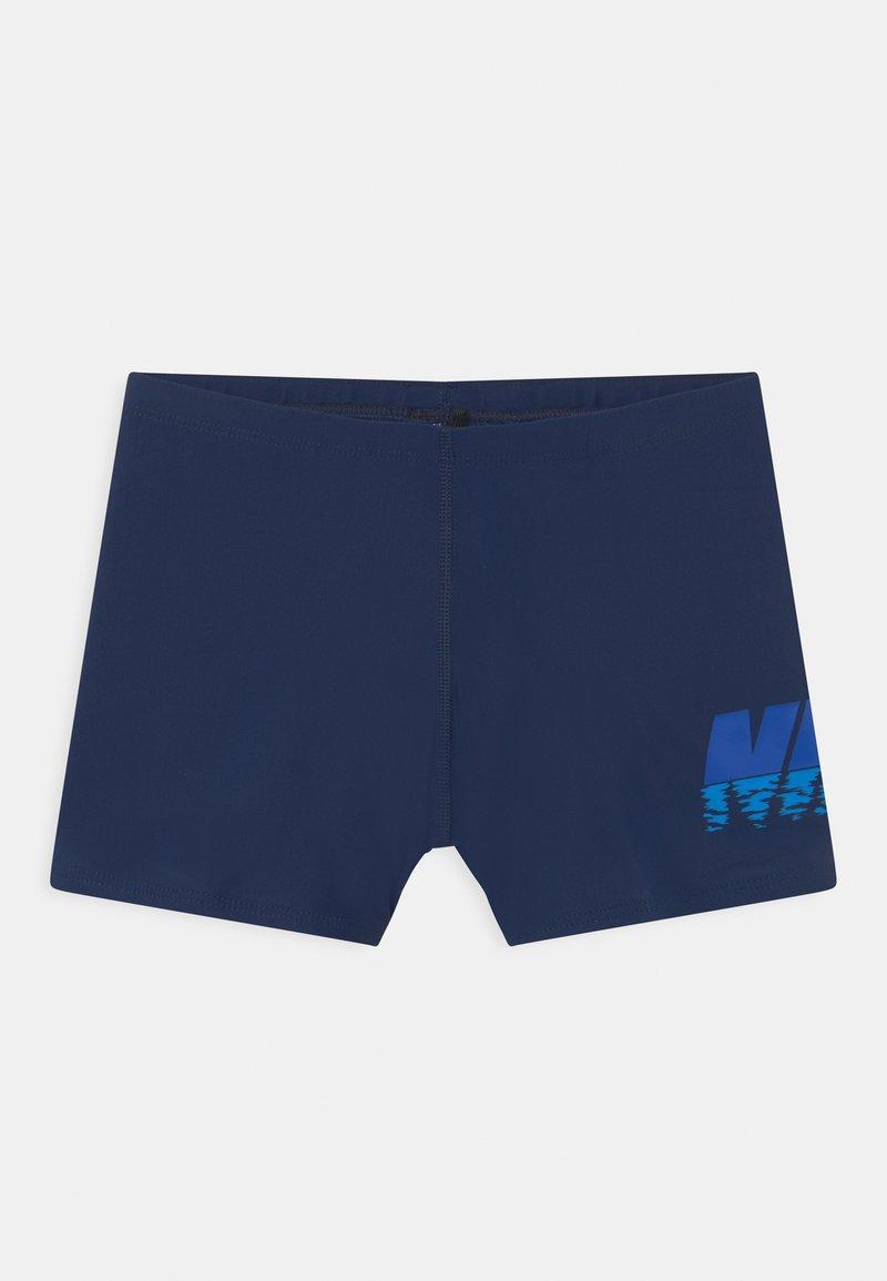 Nike Performance - SUNSET LOGO - Swimming trunks - midnight navy