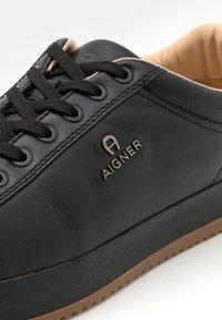 AIGNER - NOAH - Tenisky - black - 5