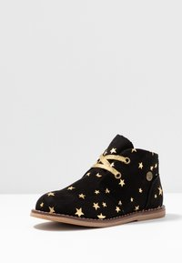 Walnut - BEAU DESERT  - Lace-ups - black/gold star - 2