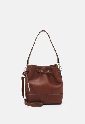 ANIEK - Handbag - authentic cognac