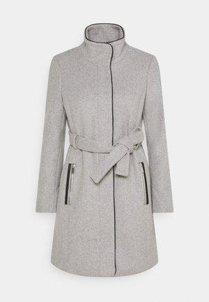 ONLMICHIGAN COAT - Classic coat - light grey melange